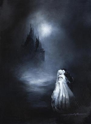 Annabel Lee by Anne Bachelier
